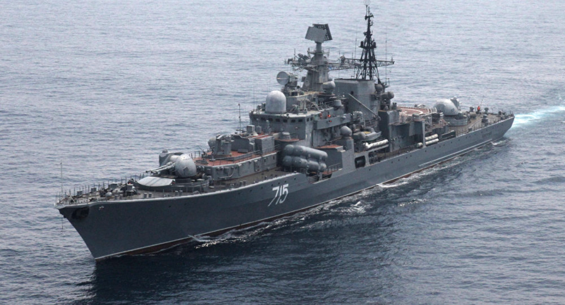 russian-warships